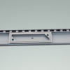 Legomont Alu Slot Drain aluminijski kanali s rasporom i revizijskim poklopcem za odvodnju terasa- dostupno ODMAH - al-kanal-l-1-m-s-revizijom