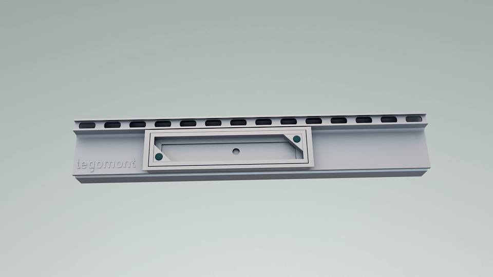 Legomont Alu Drain kanal za terase dužine s revizijom za čišćenje