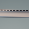 Legomont Alu Slot Drain aluminijski kanali s rasporom i revizijskim poklopcem za odvodnju terasa- dostupno ODMAH - al-kanal-l1m