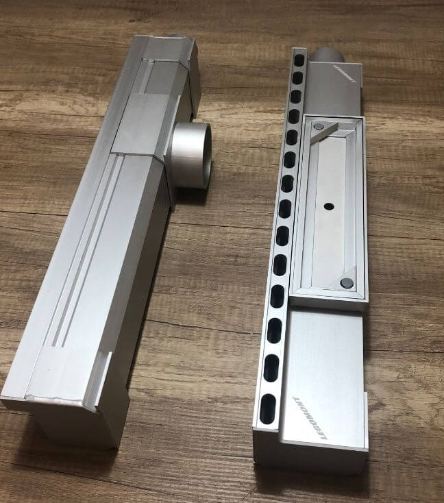 Legomont Alu Drain Aluminium Kanal